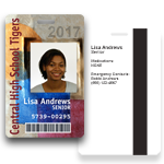 Example of a School ID Badge