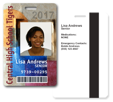 How schools can use ID badges