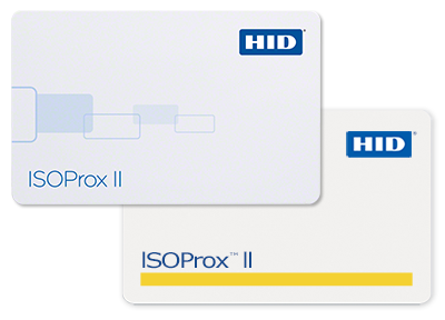 Two Kinds of Proximity Cards