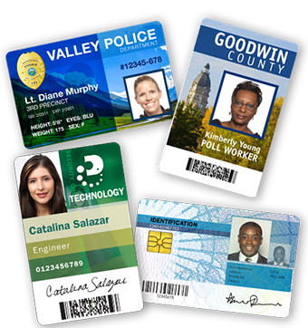 ID Card Design: Different Types of ID Cards