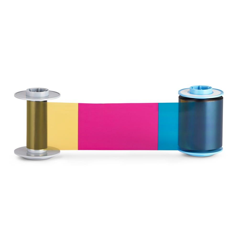 Fargo 84912 Color Ribbon - YMCKK - 600 prints