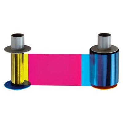 Fargo 84052 YMCKK Color Ribbon For HDP5000 Printers