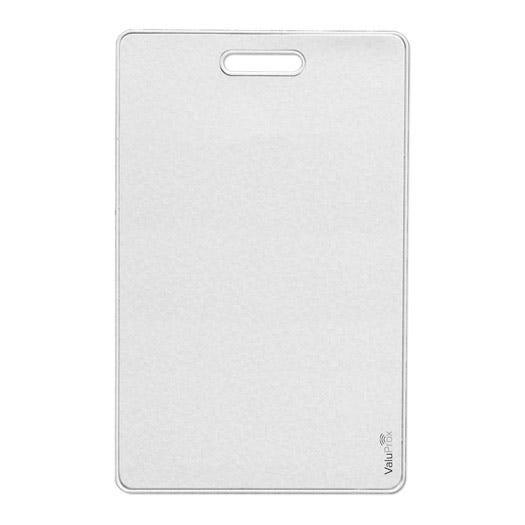 ValuProx Clamshell 125kHz ISO PVC Proximity Cards - 26-Bit - PROGRAMMED - Qty. 100