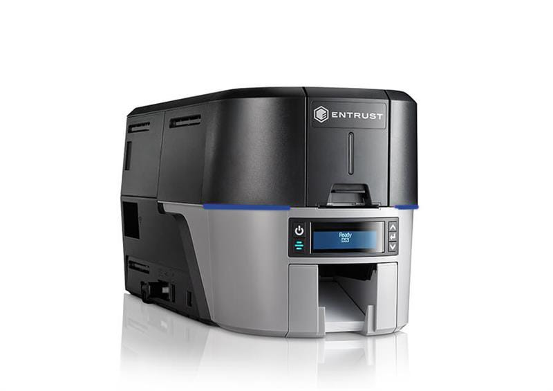 Entrust Datacard CD810 ID Badge Card Printer
