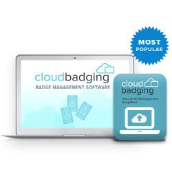 Cloudbading Badge Management Software