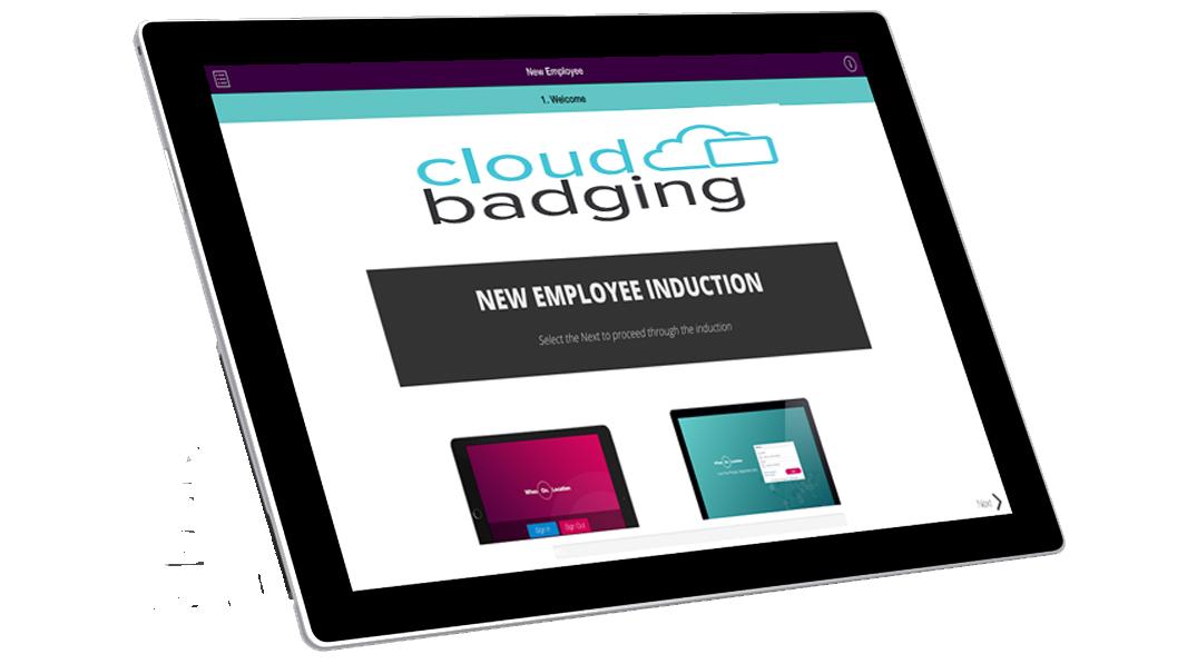 CloudBadging Location Management training modules